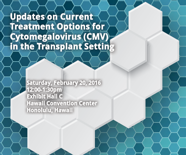 Updates on Current Treatment Options for Cytomegalovirus (CMV) in the Transplant Setting