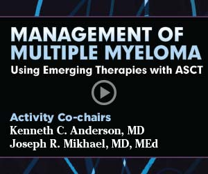 Management of Multiple Myeloma