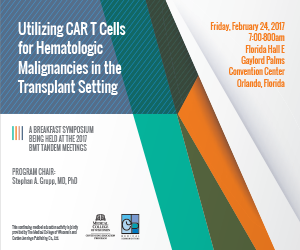 Utilizing CAR T Cells for Hematologic Malignancies in the Transplant Setting
