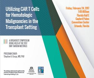Utilizing CAR T Cells for Hematologic Malignancies in the Transplant Setting